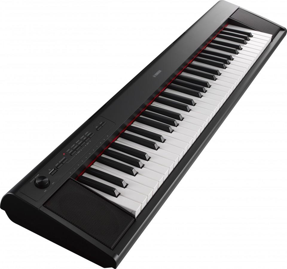 Yamaha Piaggero NP-12 BK