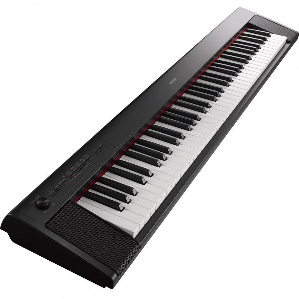 Yamaha Piaggero NP-32 BK Digital Piano