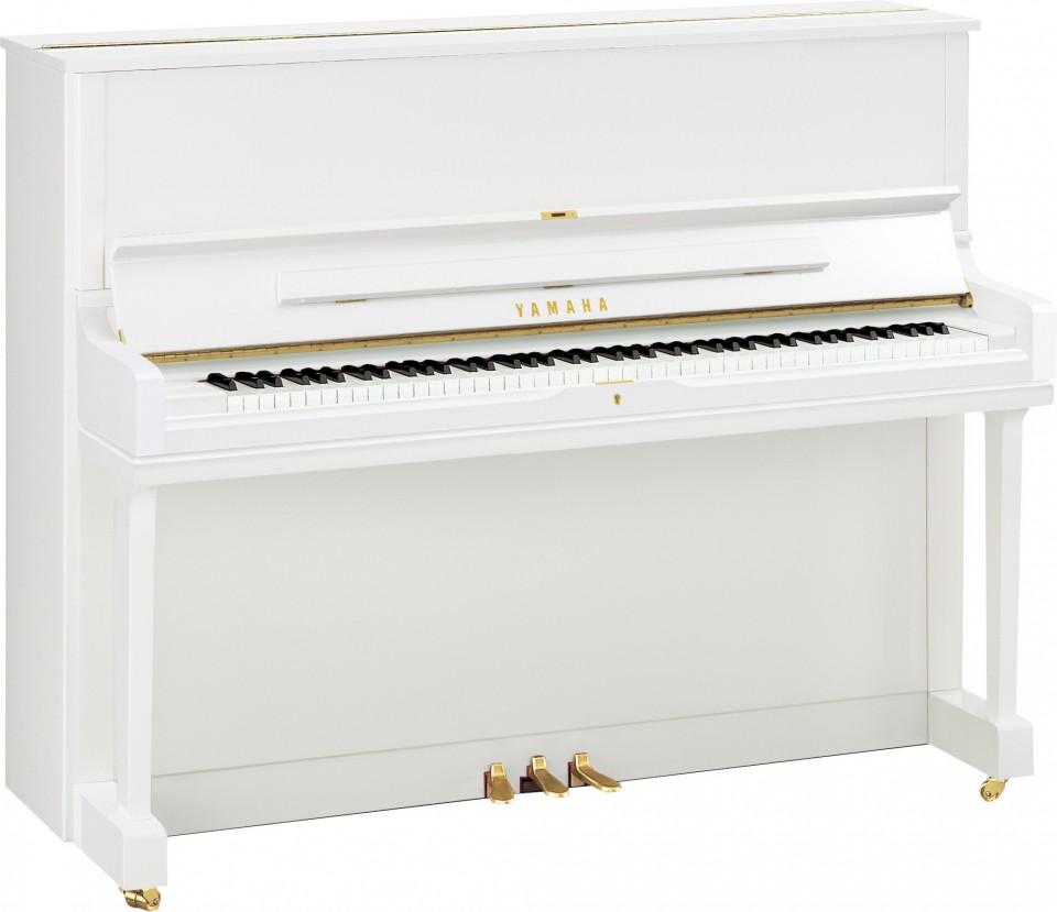 Yamaha YUS1 SH2 PWH silent piano