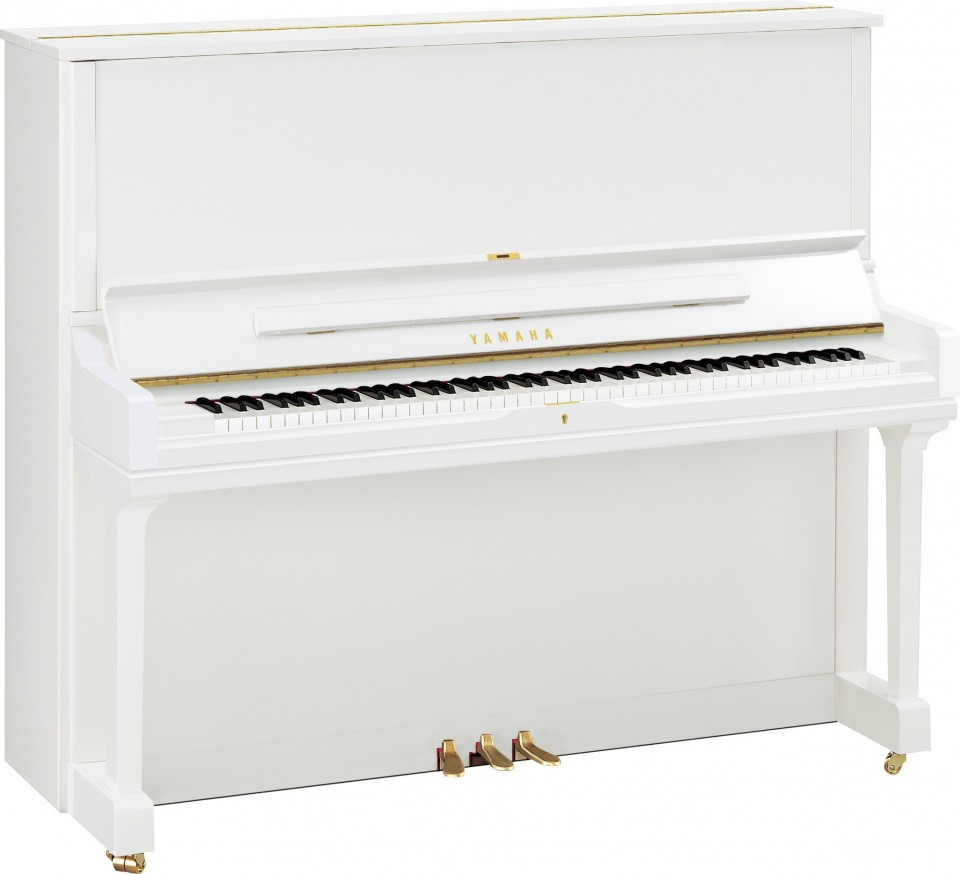 Yamaha YUS3 SH2 PWH silent piano