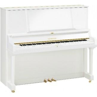 Yamaha YUS5 PWH piano wit hoogglans