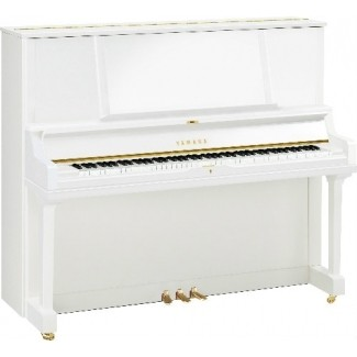 Yamaha YUS5 SH2 PWH silent piano