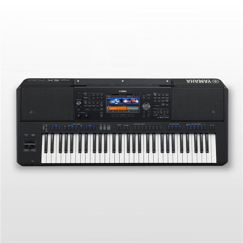 Yamaha PSR-SX700 B-Stock digital keyboard
