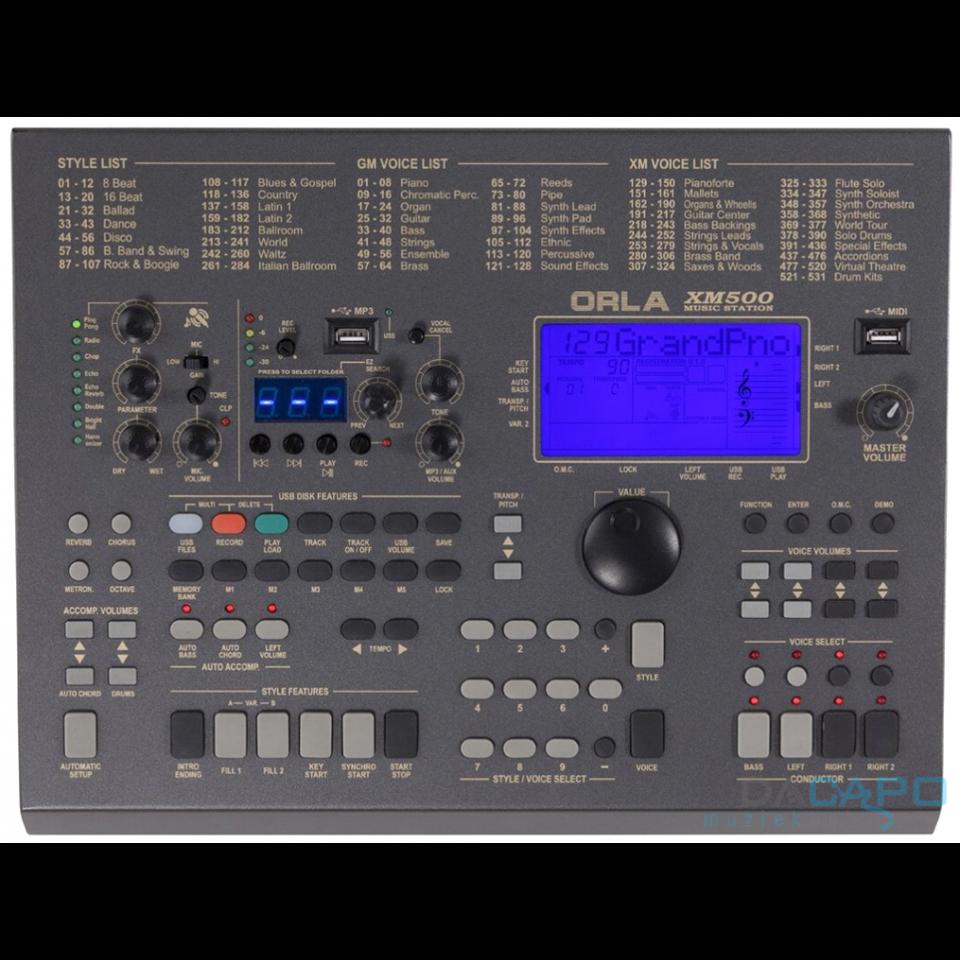 Orla XM-300 Demo