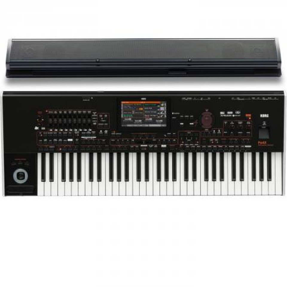 Korg Pa4X 61 incl. PaAs Amplification System