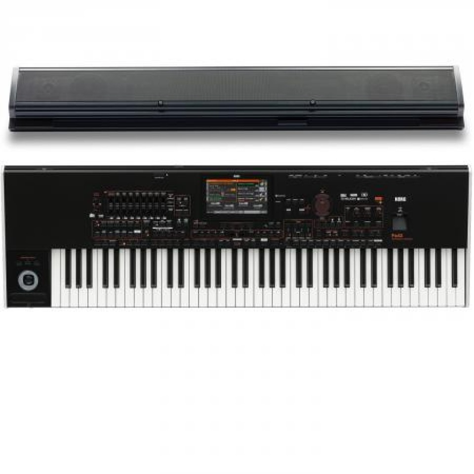 Korg Pa4X 76 incl. PaAs Amplification System