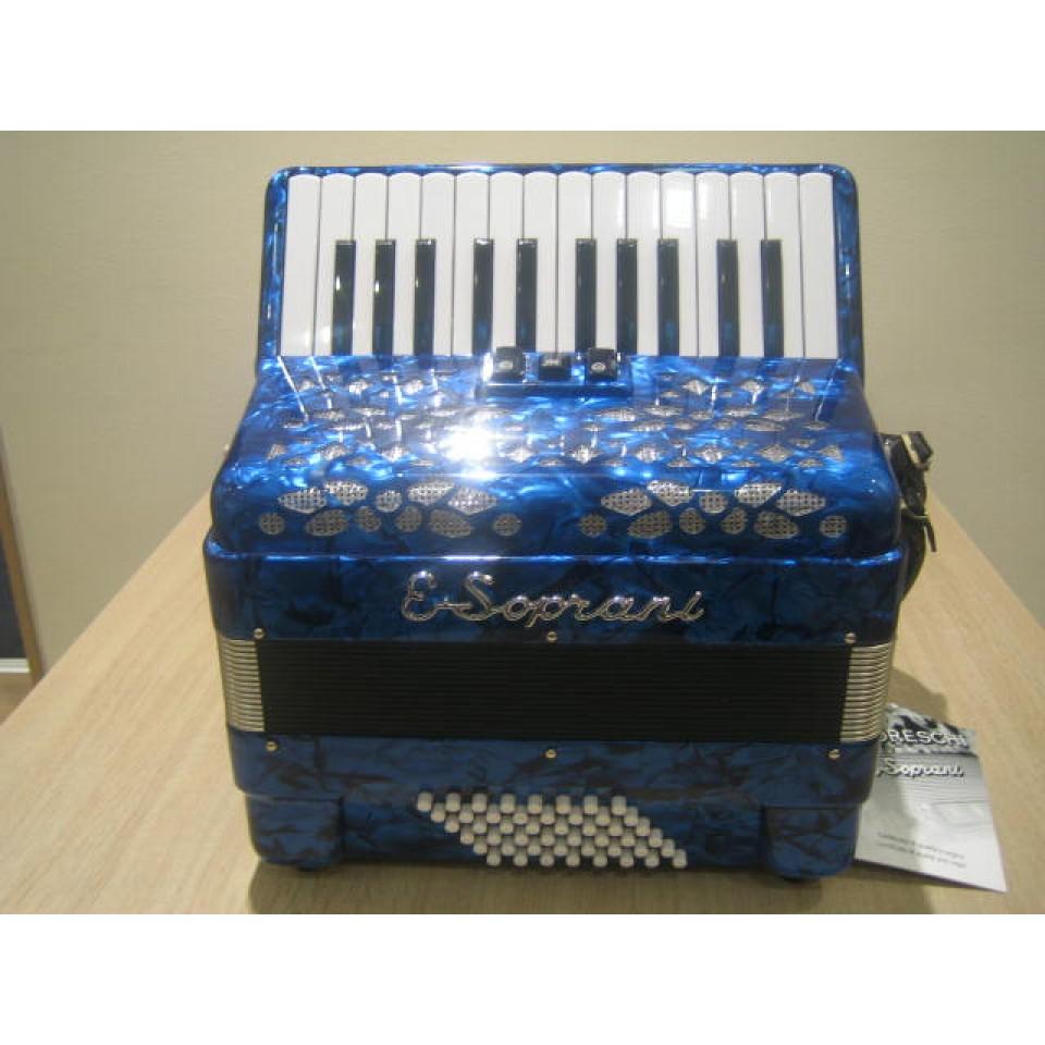 E.Soprani 428K Blue