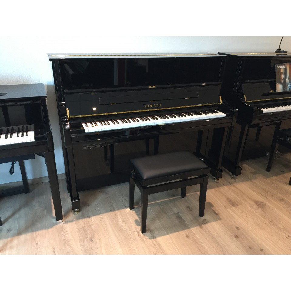 Yamaha U1 SH PE Silent Demo/Showroom-model