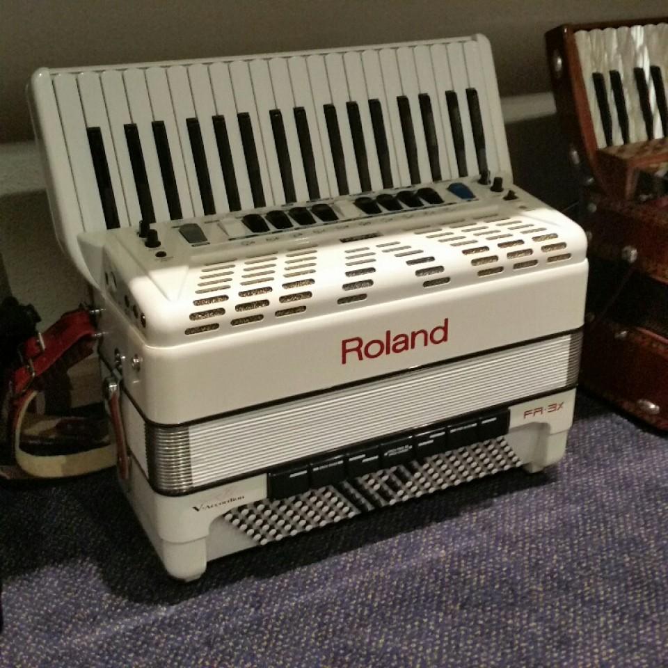Roland FR-3X WH B-stock