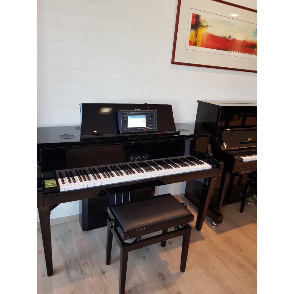 Kawai NOVUS NV10 & Ketron SD40 Arranger hybrid digital piano