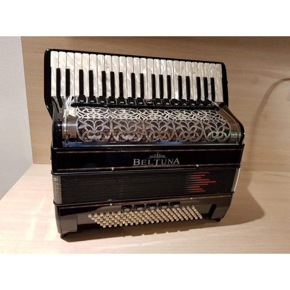 Beltuna Alpstar V 120 CM Hel/Reg Chin/Reg Francese Verdeck accordeon