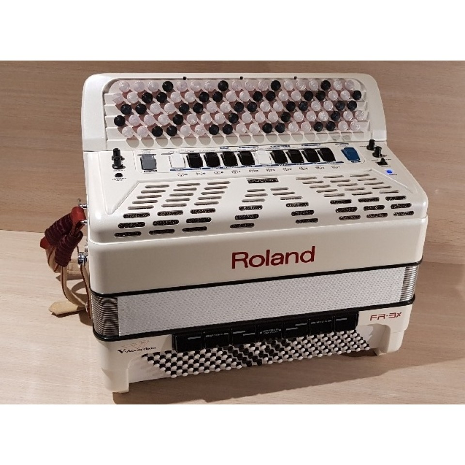 Roland FR-3Xb WH V-Accordion Occasion