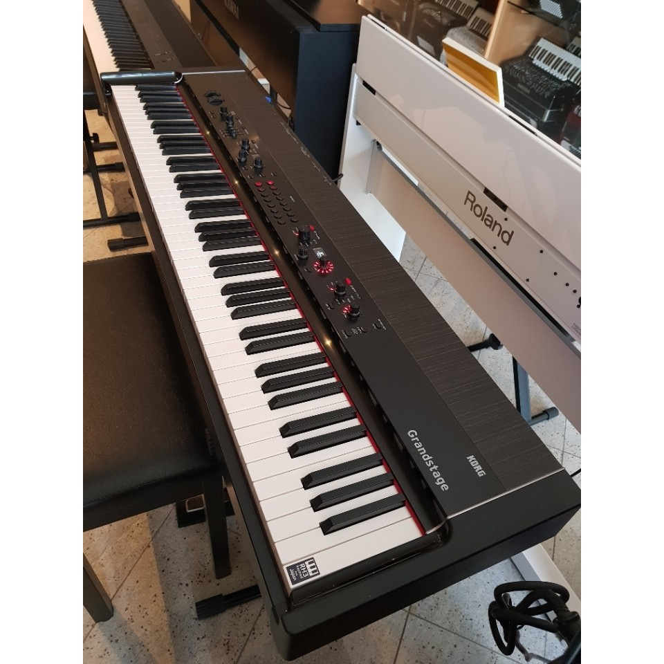 Korg GS1-88 Demo Grandstage Stage Piano
