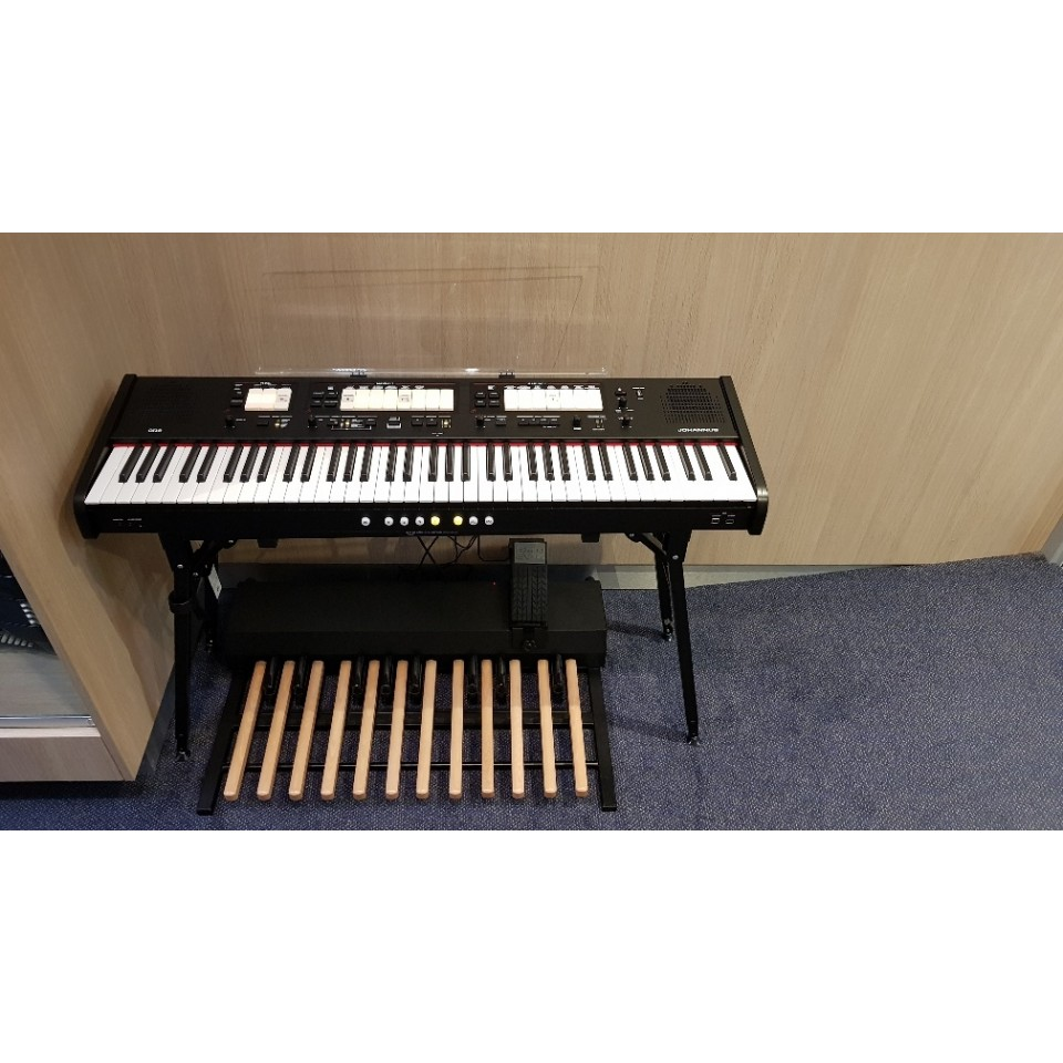 Johannus ONE Orgelkeyboard incl. 20-tonig pedaal