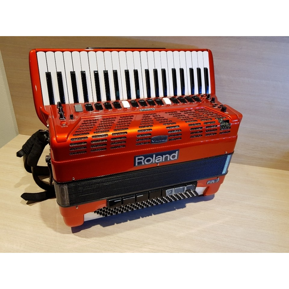 Roland FR-7 RD V-Accordion  occasion
