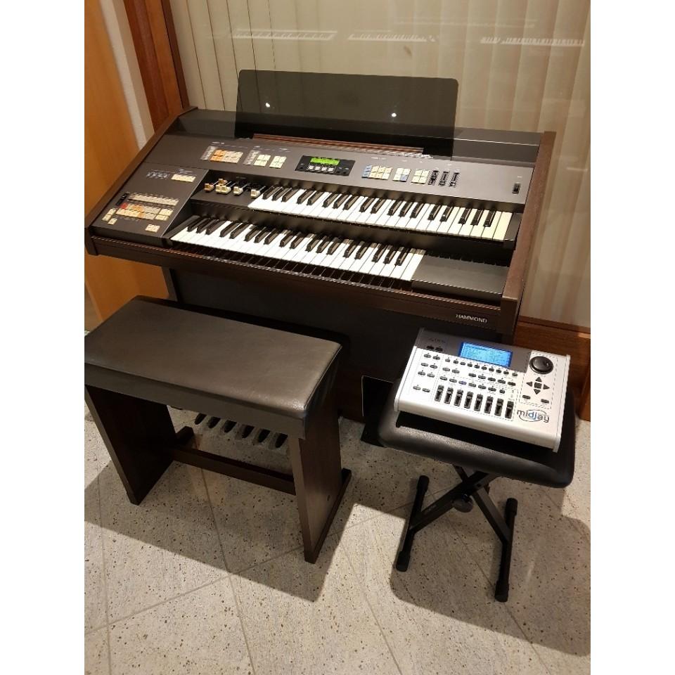 Hammond Super EX-700 E + Ketron Midjay occasion set
