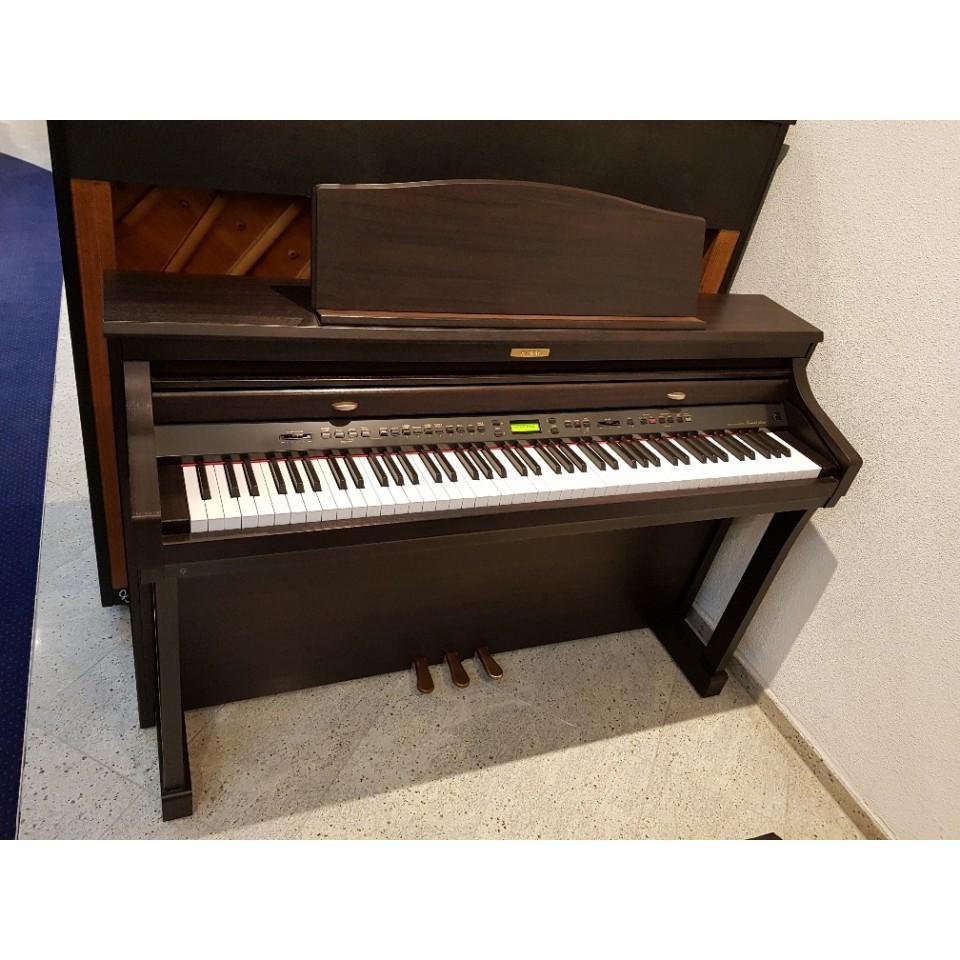 Kawai CA91 Rosewood houten klavier en soundboard Occasion