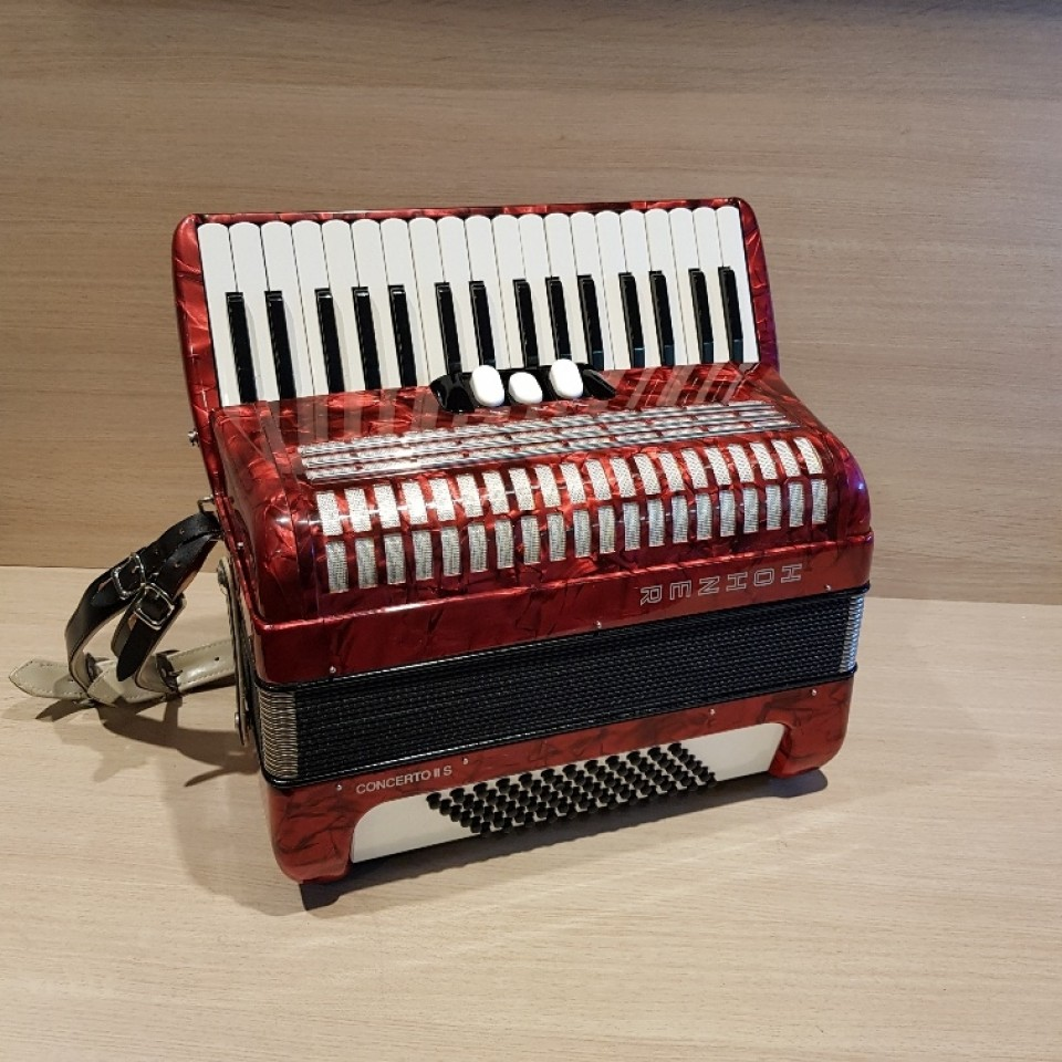 Hohner Concerto II S Red occasion (AAA)