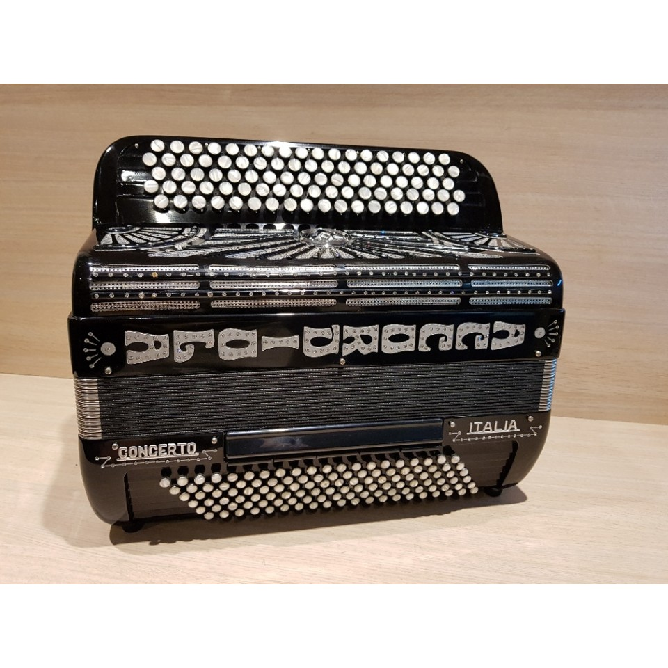 Accordiola Concerto Italia 4-korig Occasion (AAA) (Johnny M./film)