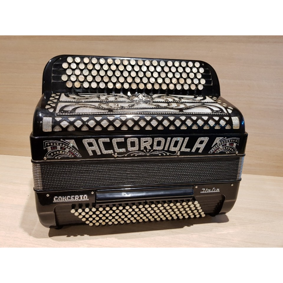 Accordiola Concerto Italia 4-korig Occasion (ABB)