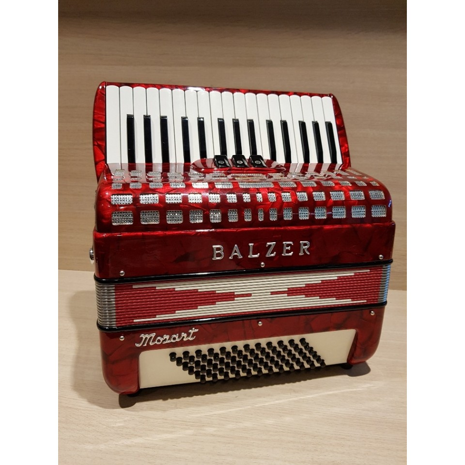 Balzer Mozart II M 32/72 Compact occasion