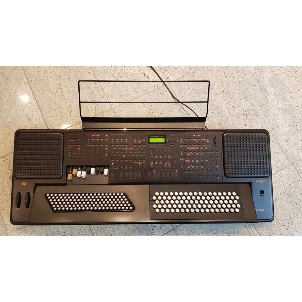 ORLA KX980 Chromatisch Keyboard B-griff occasion