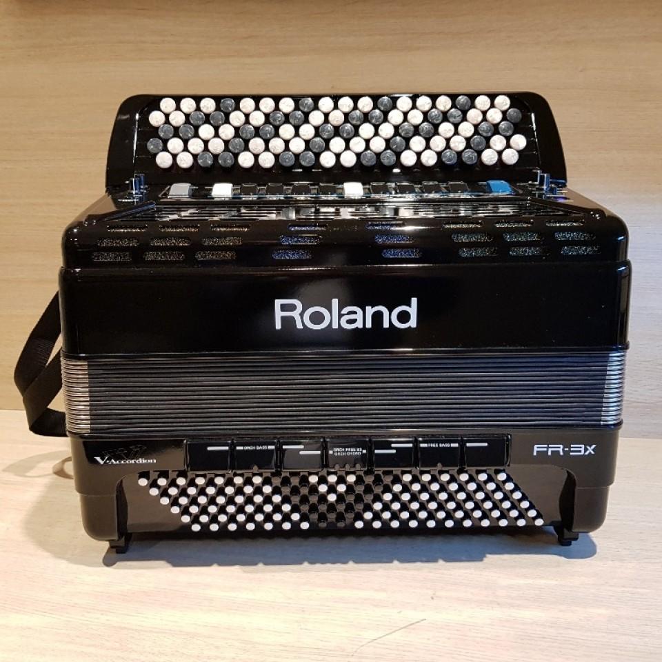 Roland FR-3Xb BK V-Accordion Occasion