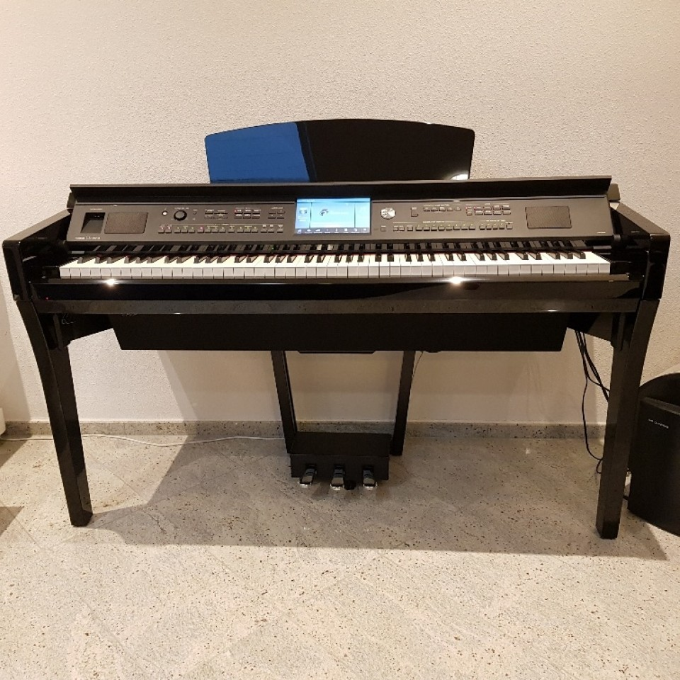 Yamaha CVP-609PE digitale piano occasion