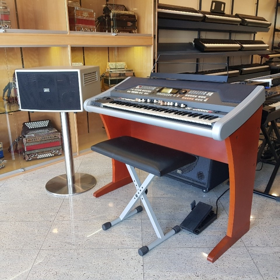 Hammond XE-1 & Leslie 2102 & Stand STL-2102 occasion