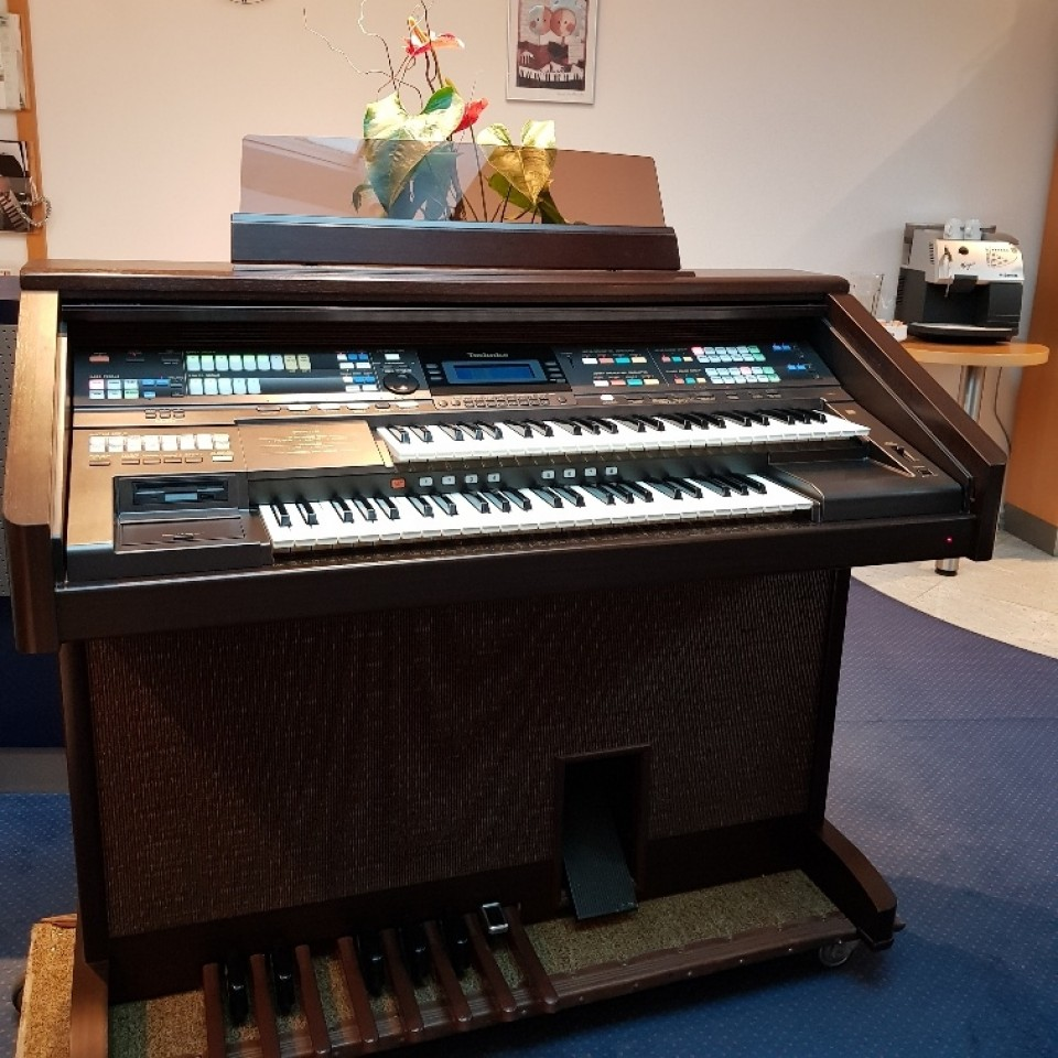 Technics GA-1 orgel occasion