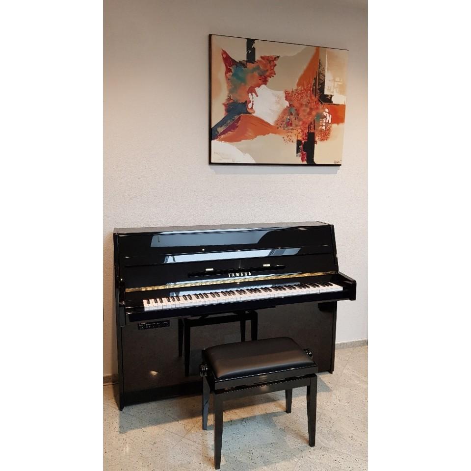 Yamaha b1 SG2 PE silent piano demo