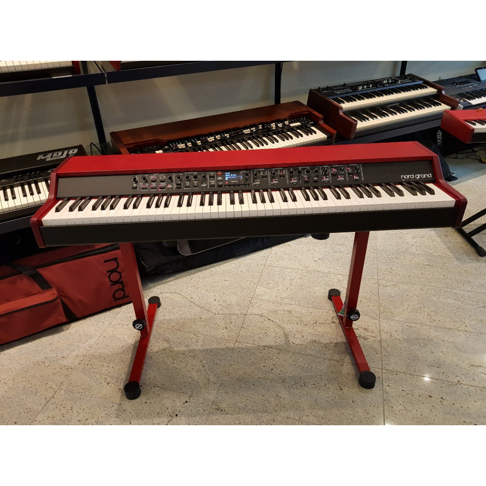 Clavia Nord Stage 3 88 DEMO