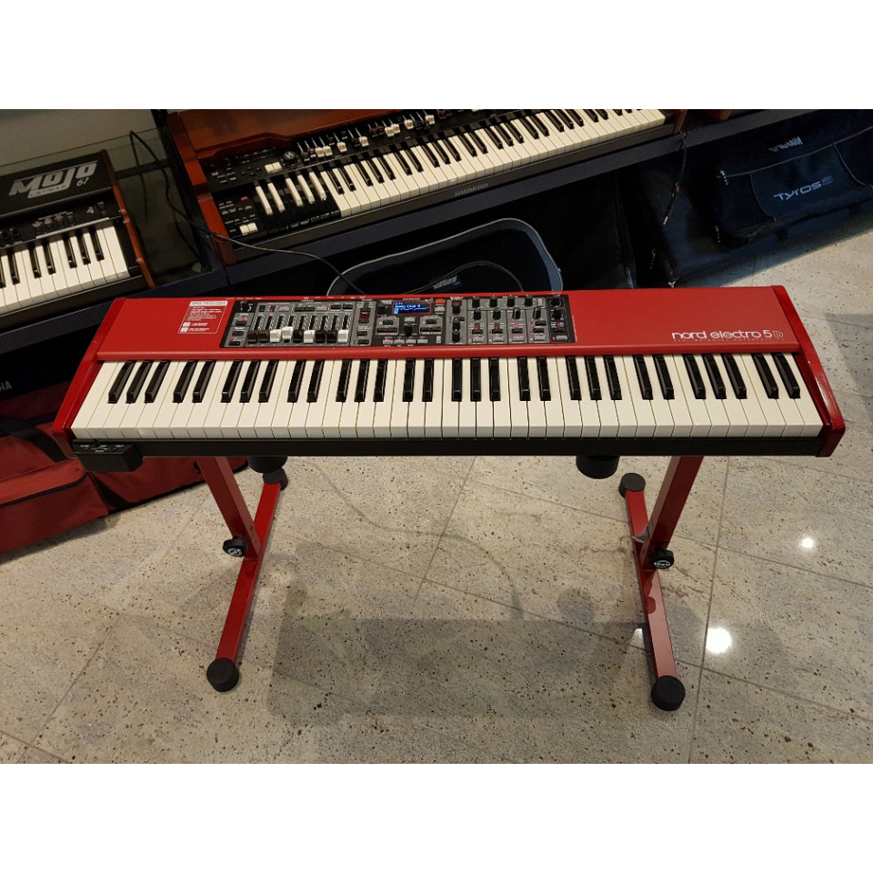 Clavia Nord Electro 5D 73 occasion