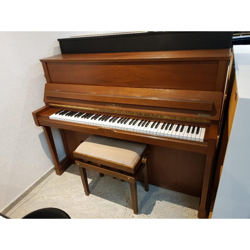 Schimmel 117 piano noten occasion (1985)