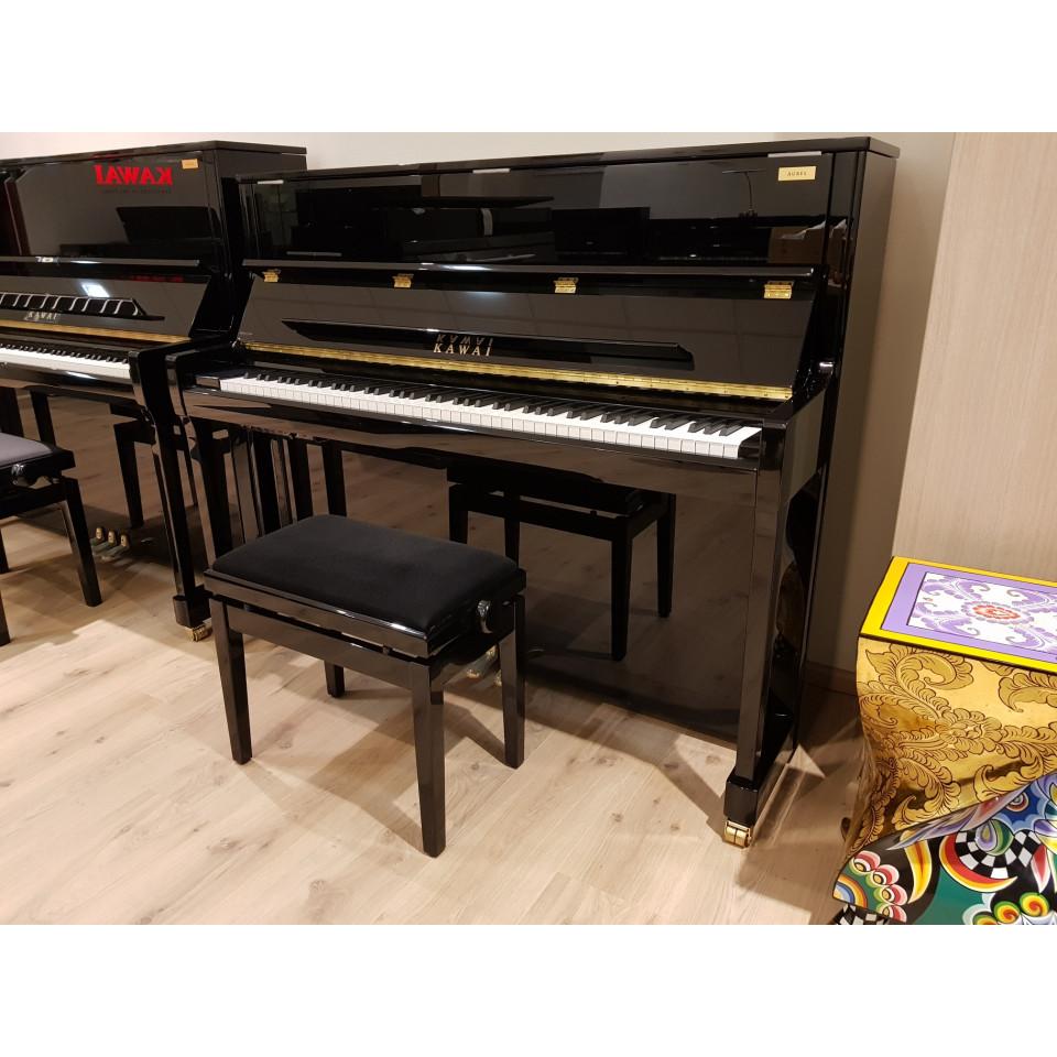 Kawai K-300 PE Aures piano demo | in showroom