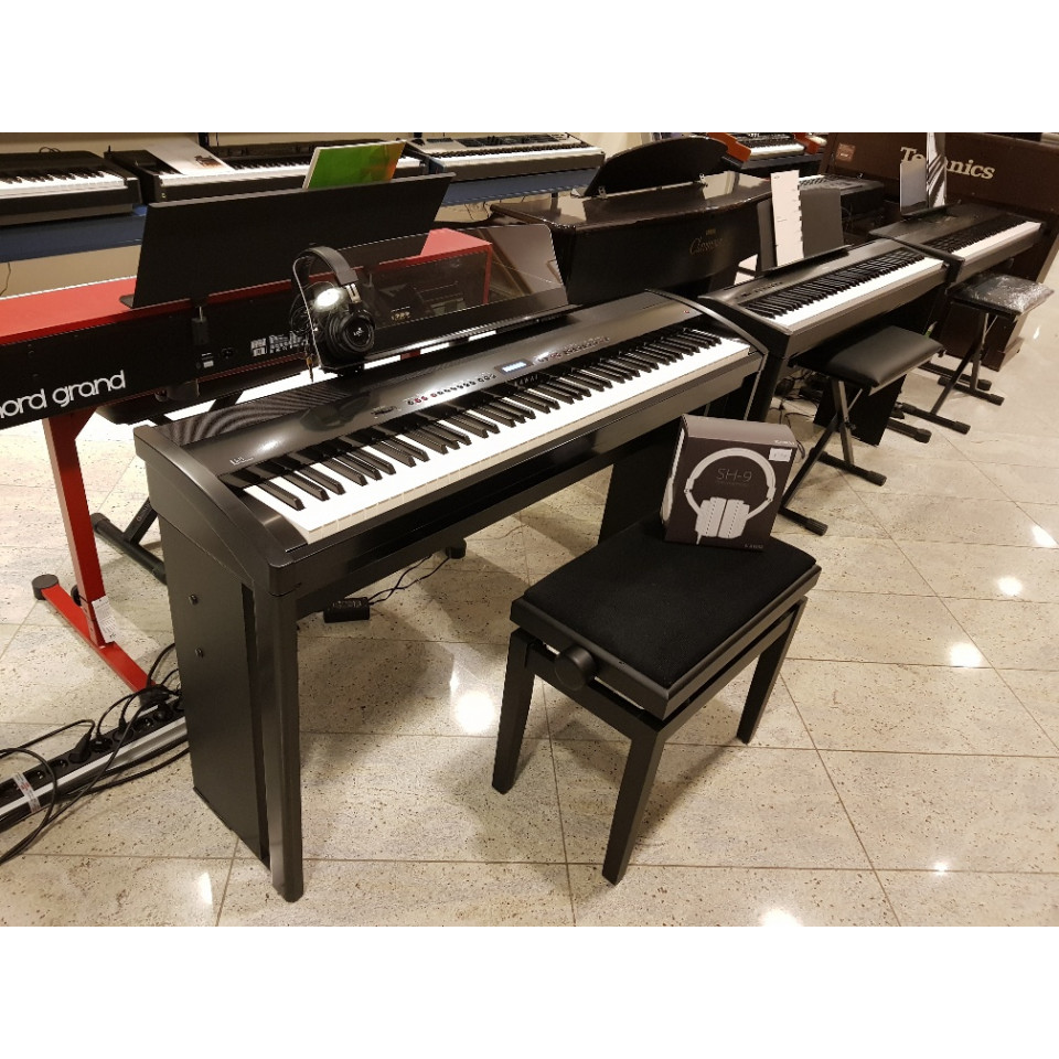 Kawai ES8 B digitale piano met originele standaard HM-4b occasion