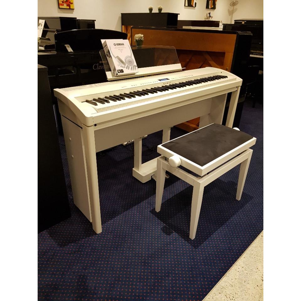 Kawai ES8 W digitale piano met originele standaard HM-4w occasion