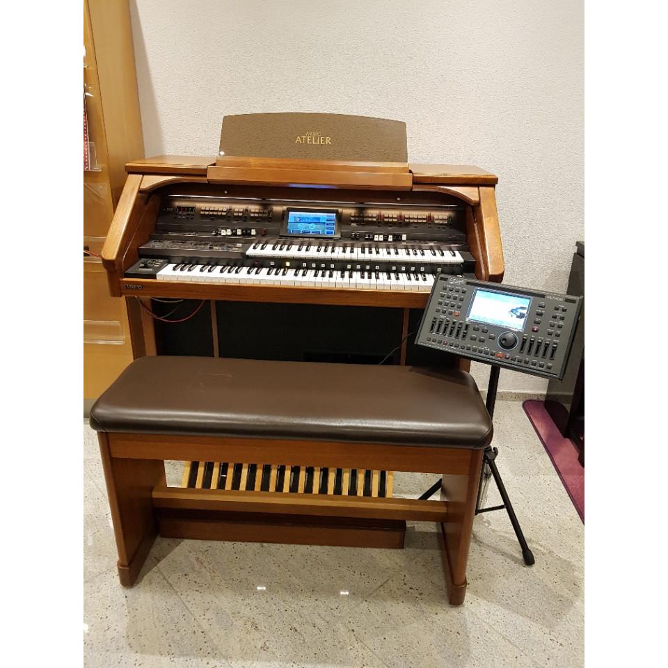 Roland AT-900 Atelier orgel & Ketron SD90 occasion direct leverbaar