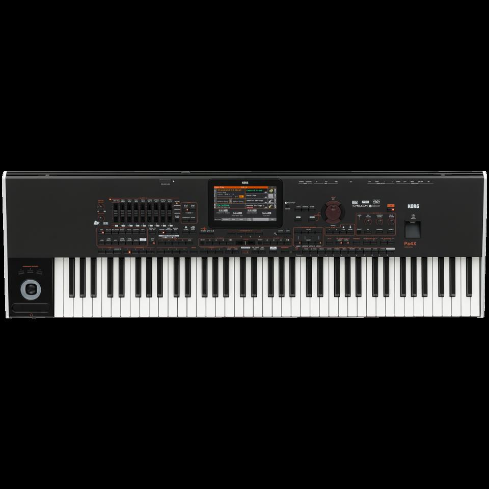 Korg Pa4X 76 Oriental Arranger Keyboard