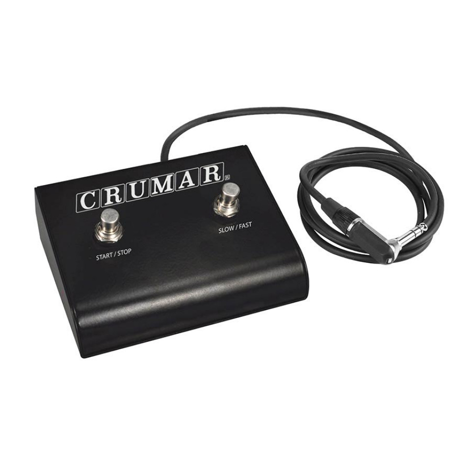 Crumar CFS-12 2-button Footswitch Pedal