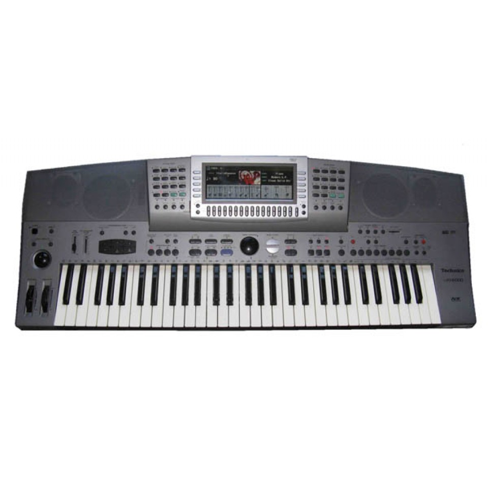 Technics sx-KN6000 keyboard EW65 occasion