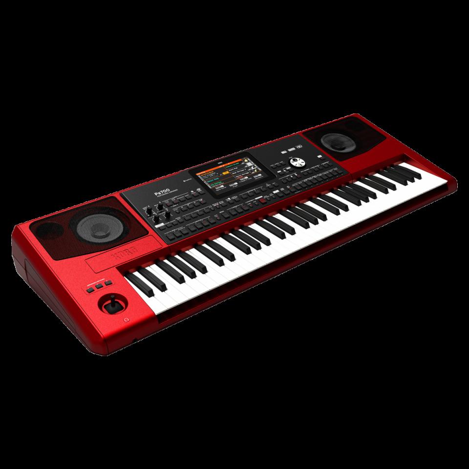 Korg Pa700 RD Professional Arranger Keyboard