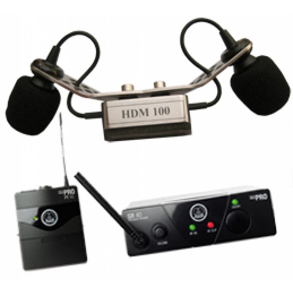 Harmonikatechnik HDM-D100 AKG WMS-40 mini