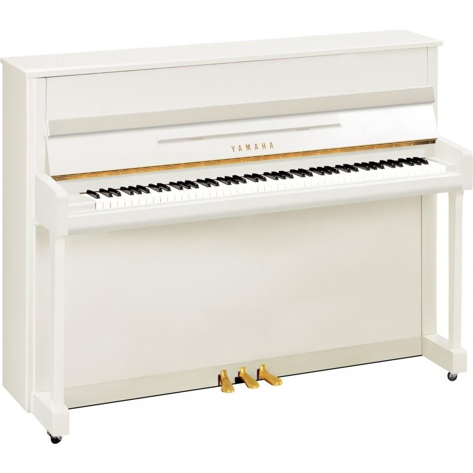 Yamaha b2 PWH piano wit hoogglans