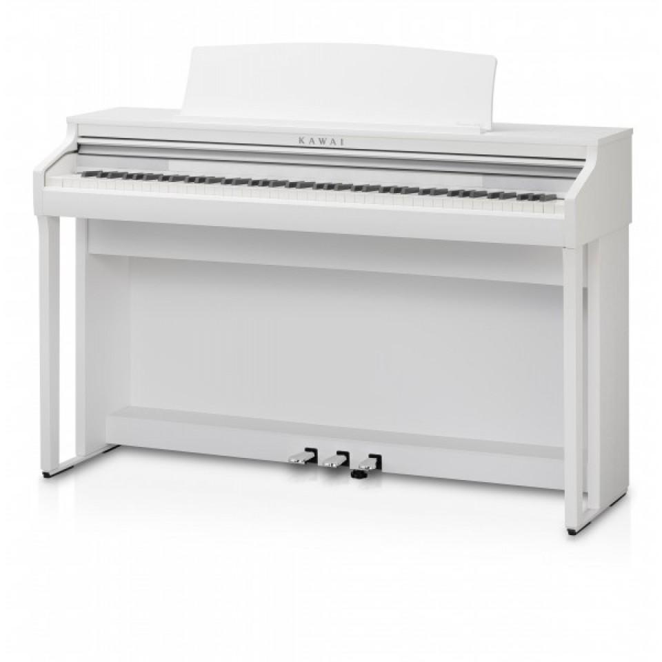 Kawai CA48 Premium White