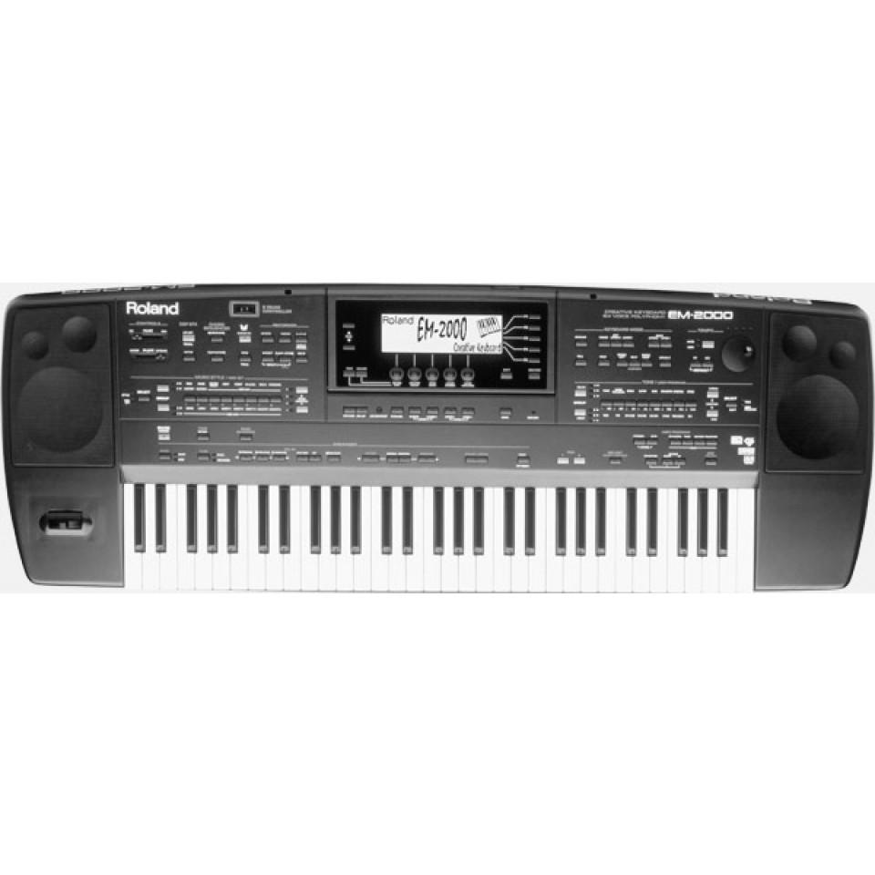 Roland EM2000 occasion keyboard