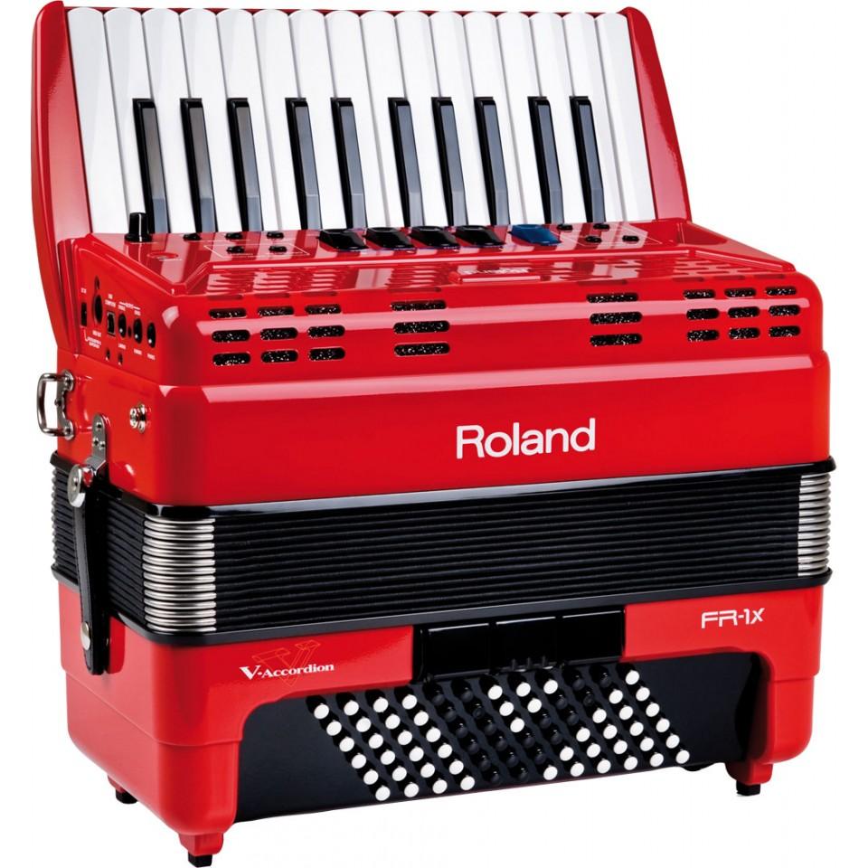 Roland FR-1X RD V-Accordion