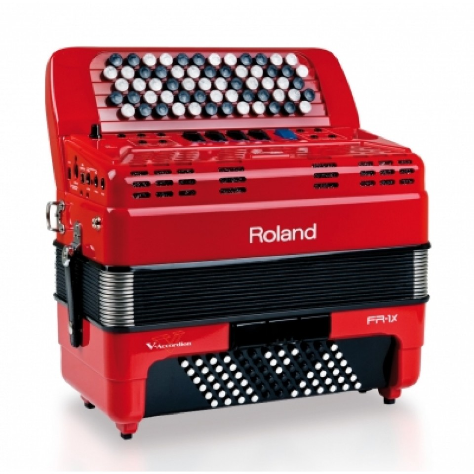 Roland FR-1Xb RD V-Accordion
