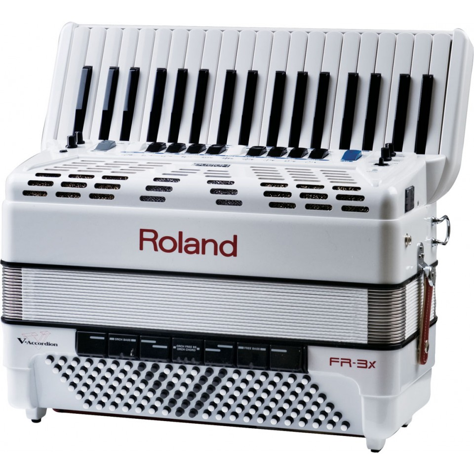 Roland FR-3X WH V-Accordion
