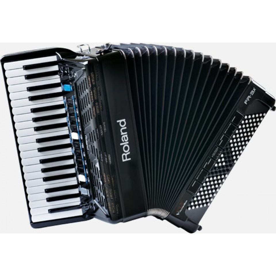 Roland FR-3X BK V-Accordion